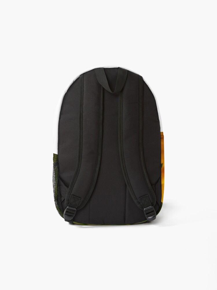 Alternate view of Golden Coreopsis Backpack