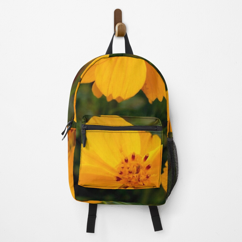 Golden Coreopsis Backpack