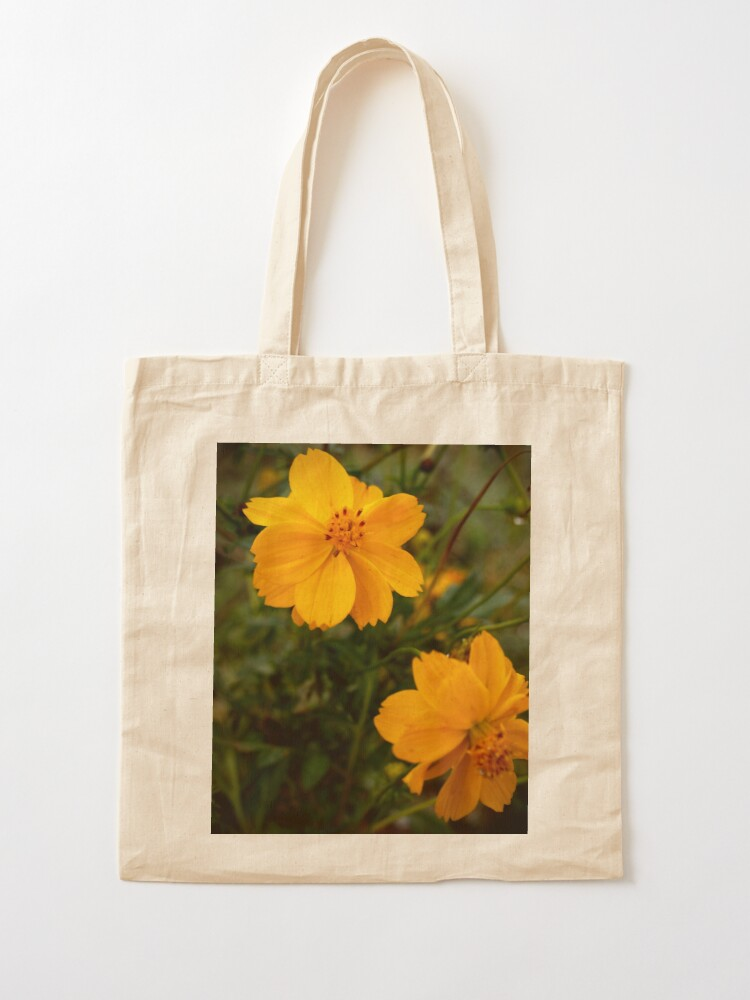 Alternate view of Golden Coreopsis Tote Bag