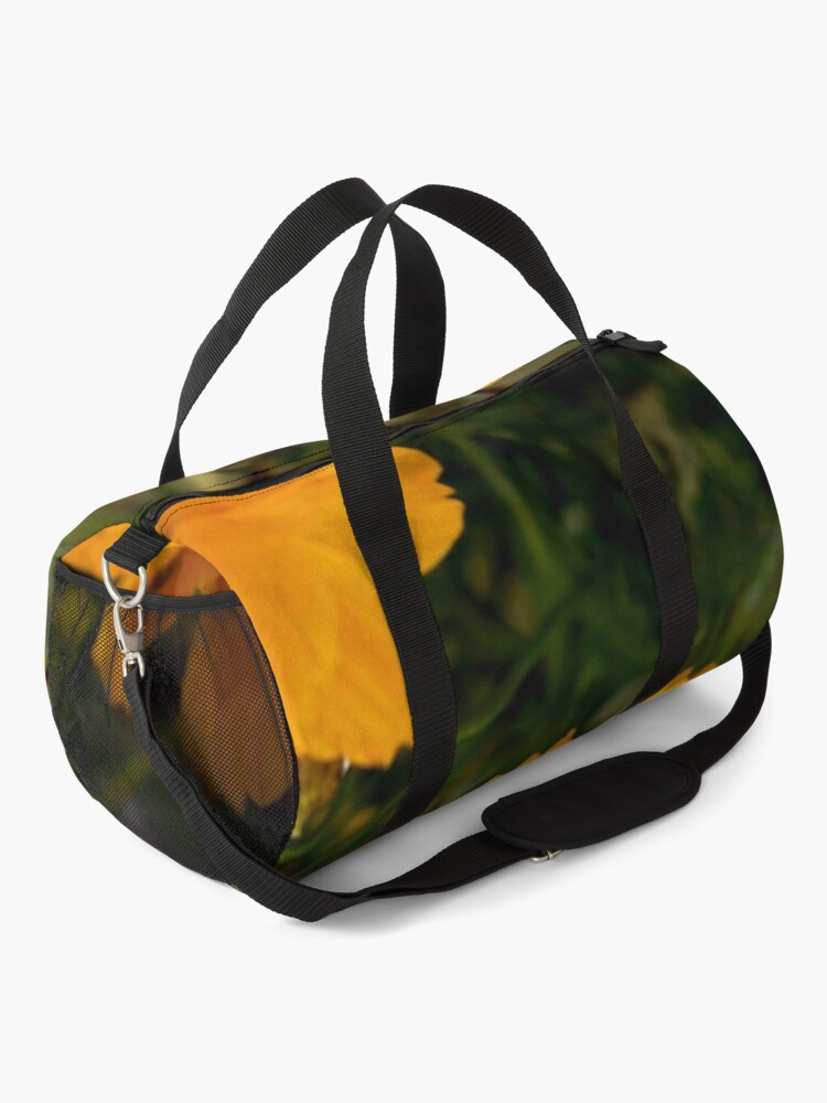 Alternate view of Golden Coreopsis Duffle Bag