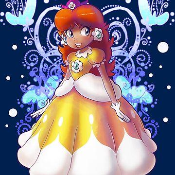Klassische Prinzessin Daisy von SaradaBoru