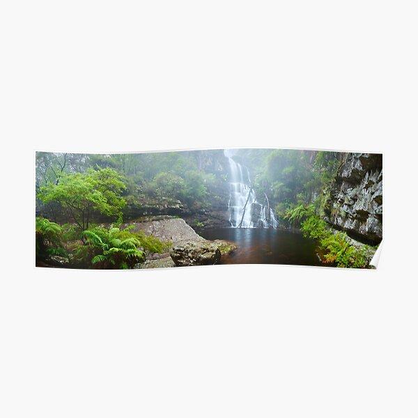 Kalang Falls, Kanangra Boyd National Park, New South Wales, Australia Poster