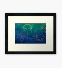 Gorgeous colors Framed Print