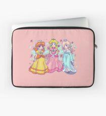 Funda para portátil Princesa Peach, Daisy y Rosalina