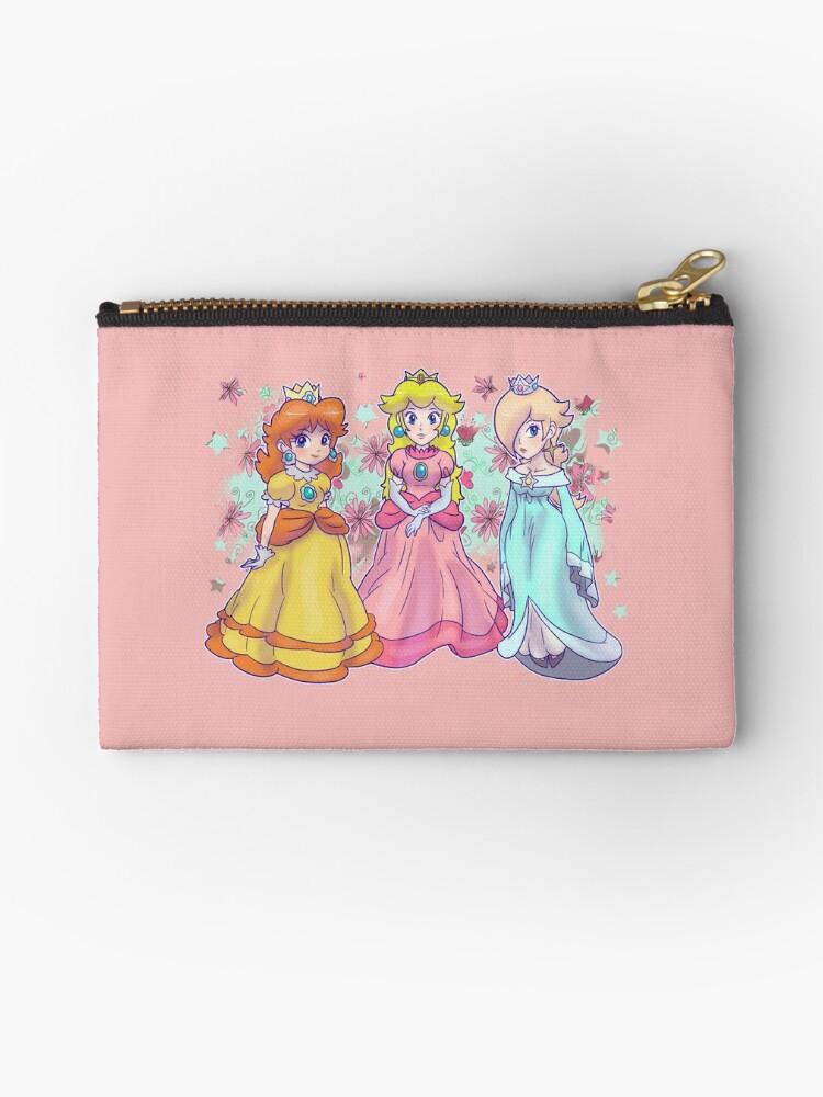 Prinzessin Peach, Daisy und Rosalina von SaradaBoru