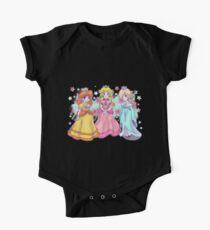 Princess Peach, Daisy and Rosalina Kids Clothes