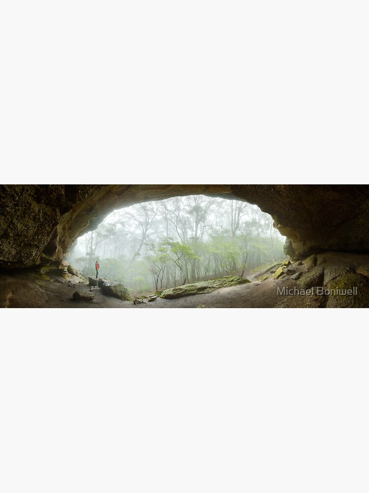 Dance Floor Cave, Kanangra Boyd National Park, New South Wales, Australia by Chockstone