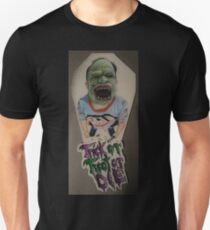 Trick or Treat or Die Unisex T-Shirt