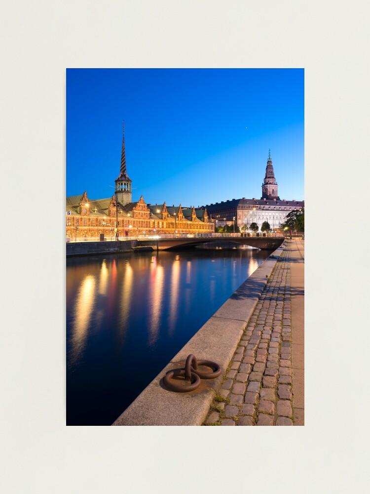 Alternate view of COPENHAGEN 04 Photographic Print