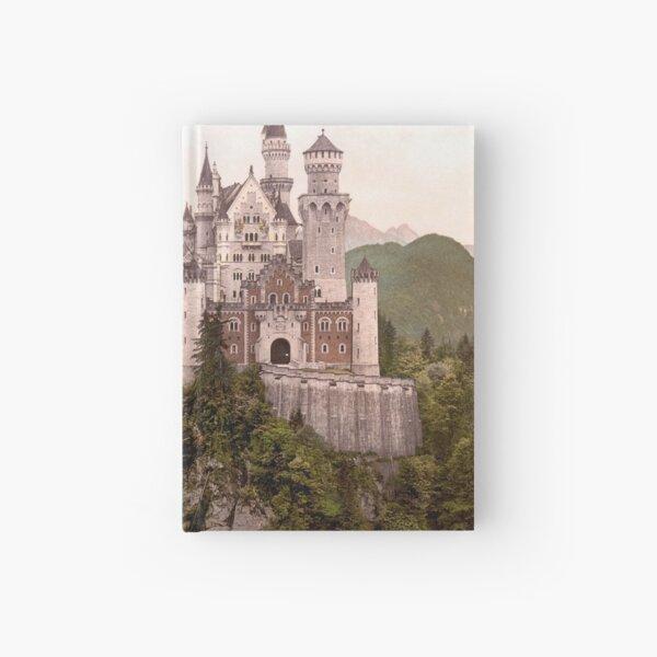 NEUSCHWANSTEIN CASTLE Hardcover Journal