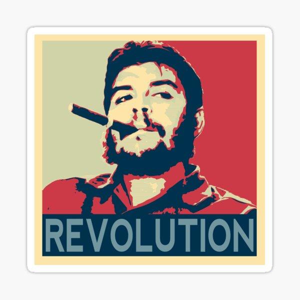 Revolución del Che Guevara Pegatina