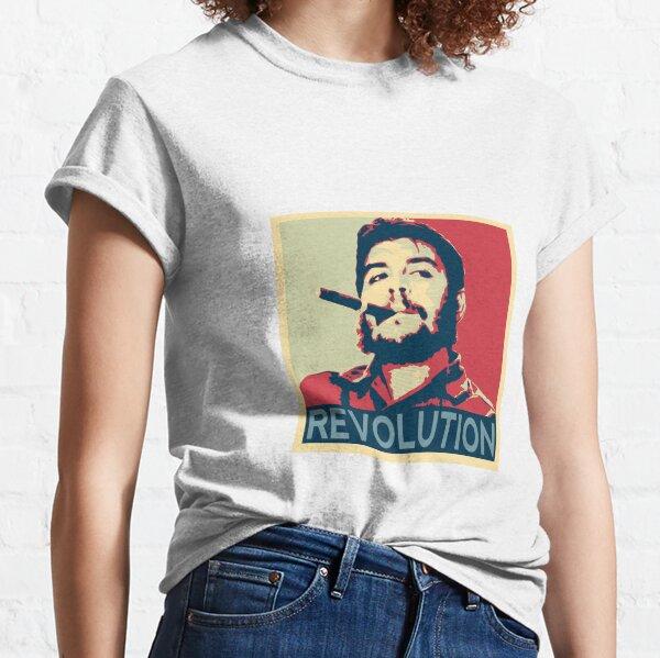 Che Guevara Révolution T-shirt classique