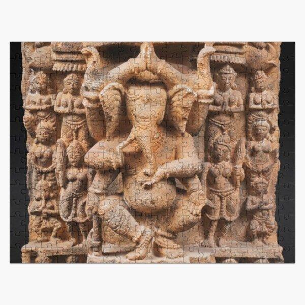 Dancing Ganesh Jigsaw Puzzle