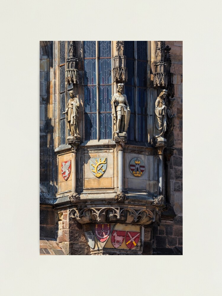Alternate view of PRAGUE 07 Photographic Print