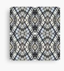 Girder kaleidoscope Canvas Print