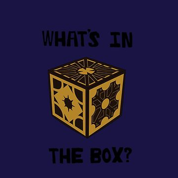 Lament Configuration- What's in the box? by scuzbrains