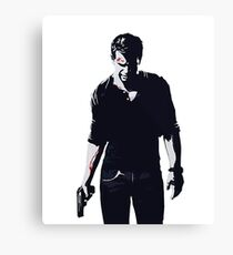 Uncharted 4: A Thief's End Canvas Print