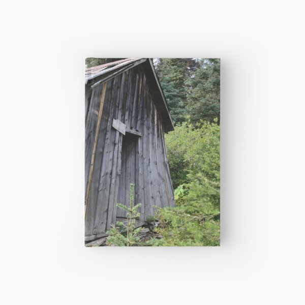 Crooked Shack Hardcover Journal