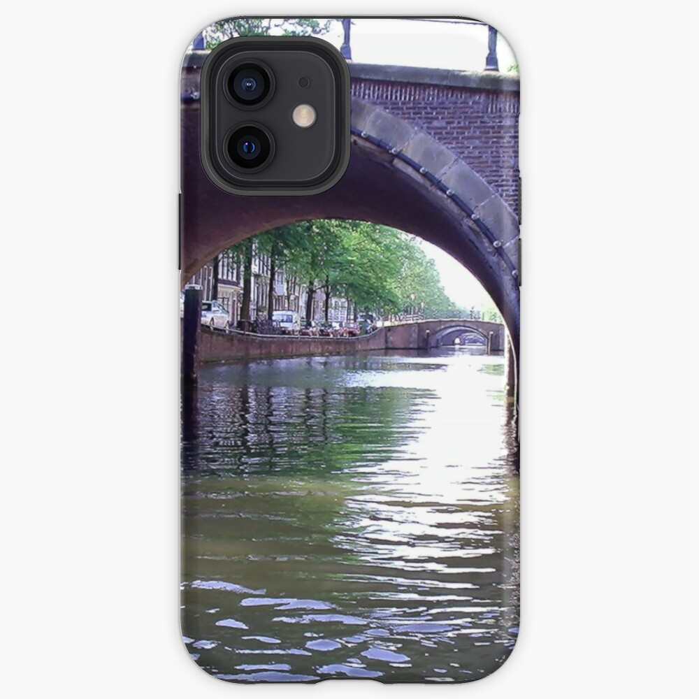 Amsterdam Canal iPhone Case & Cover