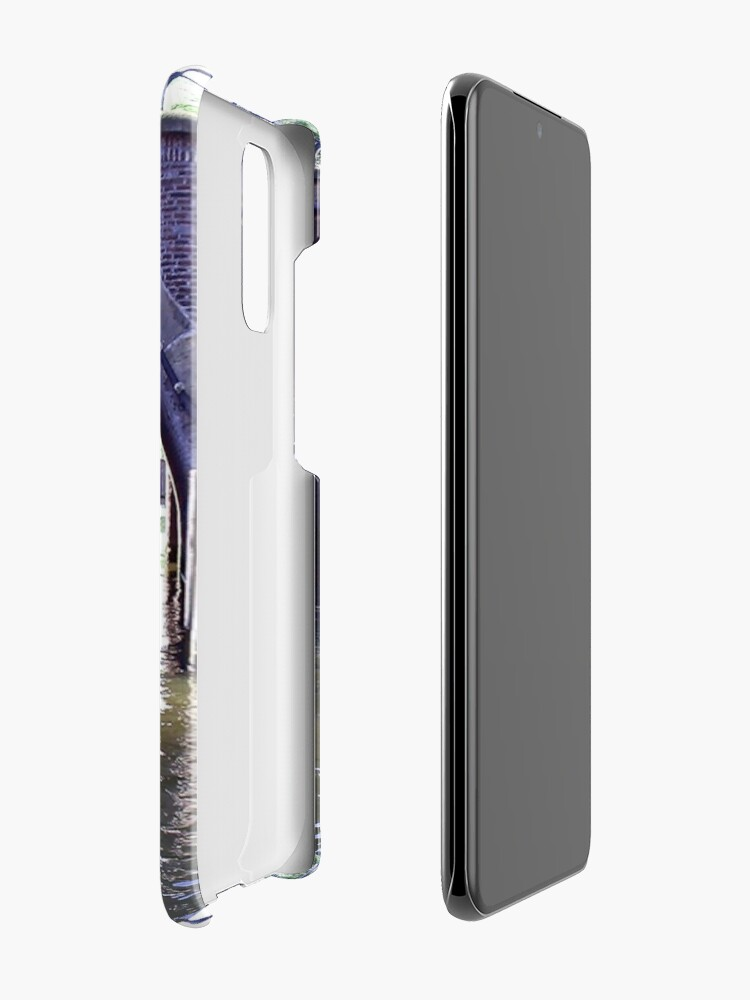 Alternate view of Amsterdam Canal Samsung Galaxy Phone Case