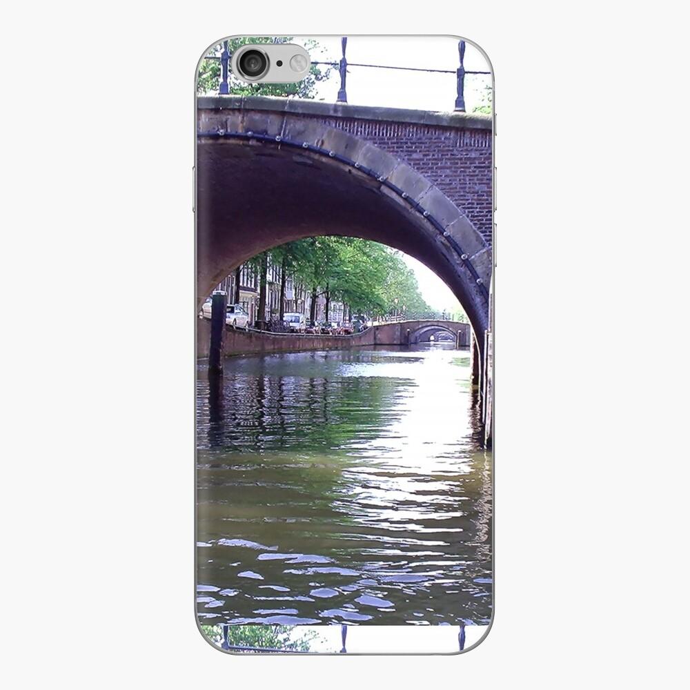 Amsterdam Canal iPhone Skin