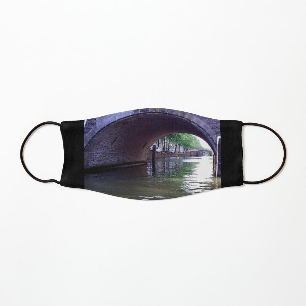 Amsterdam Canal Mask