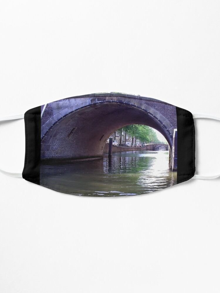 Alternate view of Amsterdam Canal Mask