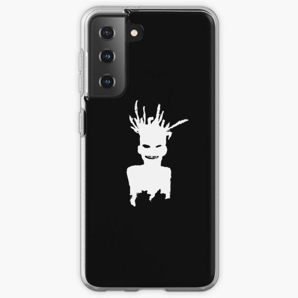 Jean Michel B - Self-Portrait - Stickers & iPhone Samsung Smartphone Cases Samsung Galaxy Soft Case
