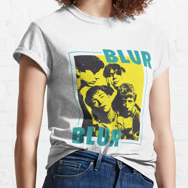 Blur T-Shirtvintage blur Classic T-Shirt