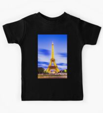 Eiffel Tower 7 Kids Clothes