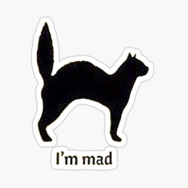 Madcat Sticker