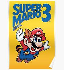 Super Mario 3 Poster