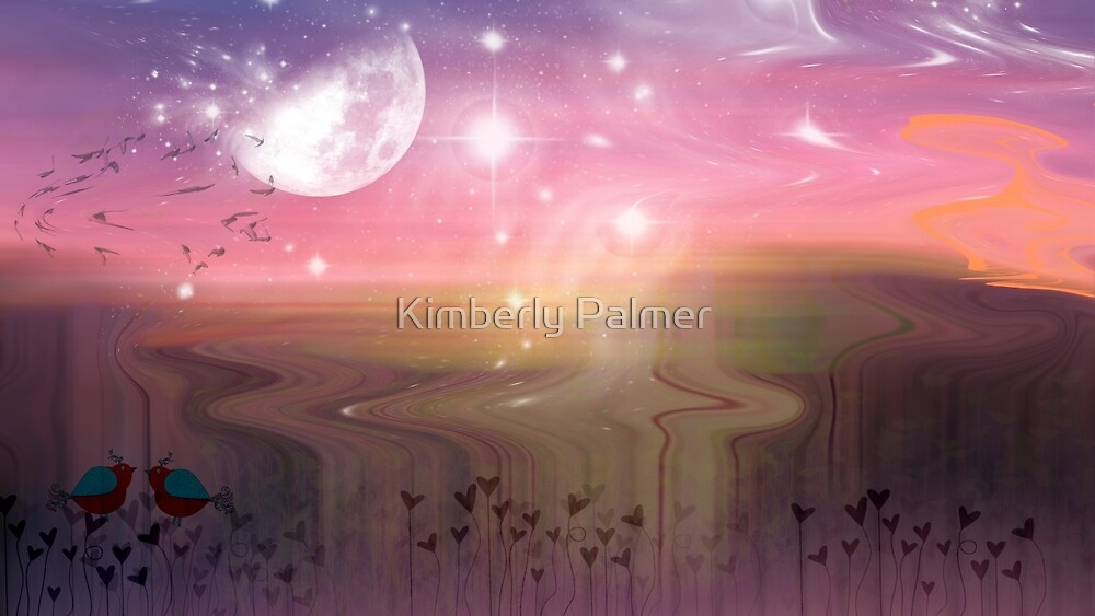 Distorted Dreams by Kimberly Palmer
