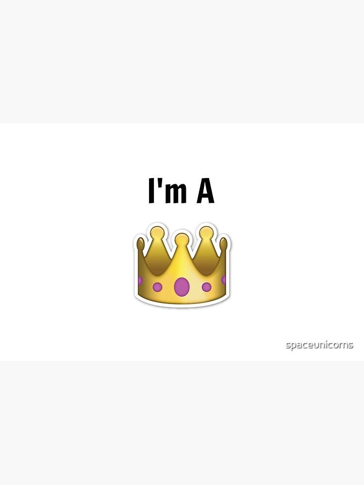 Ich bin eine Königin von spaceunicorns