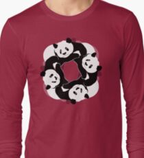 PANDA PLAY Long Sleeve T-Shirt