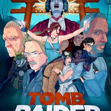 Tomb Raider 2013 by KEITHBYRNEFX