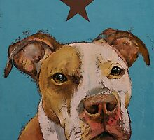 American Pit Bull by Michael Creese