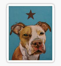 American Pit Bull Sticker