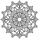 Hypno-Mandala by ninthcircle
