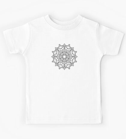 Hypno-Mandala Kids Clothes