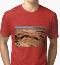 In The Shelter Of The Wind I Will Build My Home Tri-blend T-Shirt