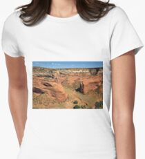 Even Though The Road Is Winding I Will Find My Way Womens Fitted T-Shirt