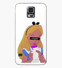 Trippy Alice Case/Skin for Samsung Galaxy