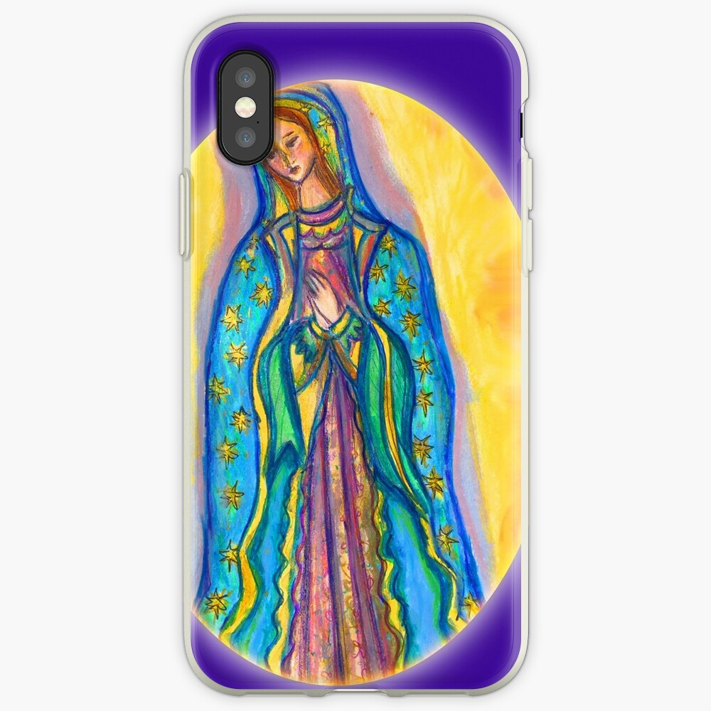 Virgin Mary iPhone Case & Cover