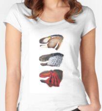 Triple rex Women's Fitted Scoop T-Shirt