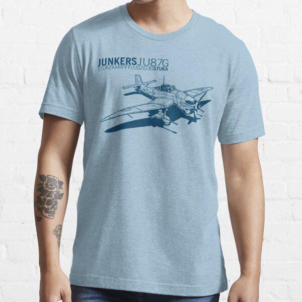 Stuka Tank Buster Essential T-Shirt