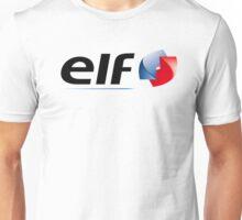 elf oil car racing lubricant Unisex T-Shirt