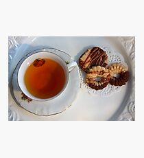 Little Teatime  Photographic Print