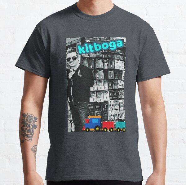 KITBOGA TRAIN Classic T-Shirt