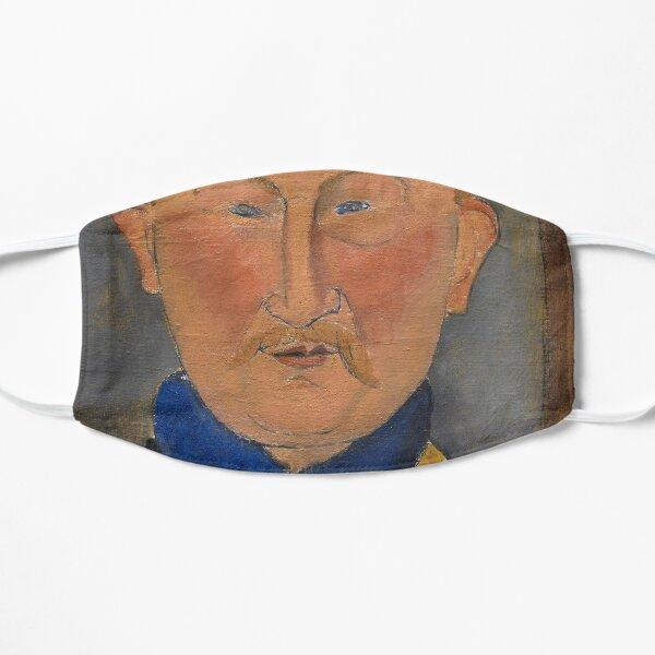 Amedeo Modigliani. Léon Bakst, 1917. Flat Mask